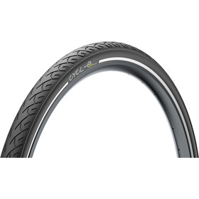 "Pirelli Cycl-e DTs Pneu à tringles rigides 28x1.40"", black"